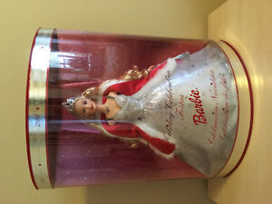 Collectible Holiday Barbies Kitchener / Waterloo Kitchener Area image 4