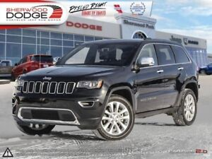 2017 Jeep Grand Cherokee Limited  LEATHER | BACKUP CAMERA | REMO
