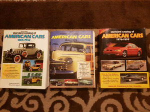 American Car Catalogs