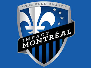 Montreal Impact VIP CLUB 93 Tickets vs Vancouver 30 May
