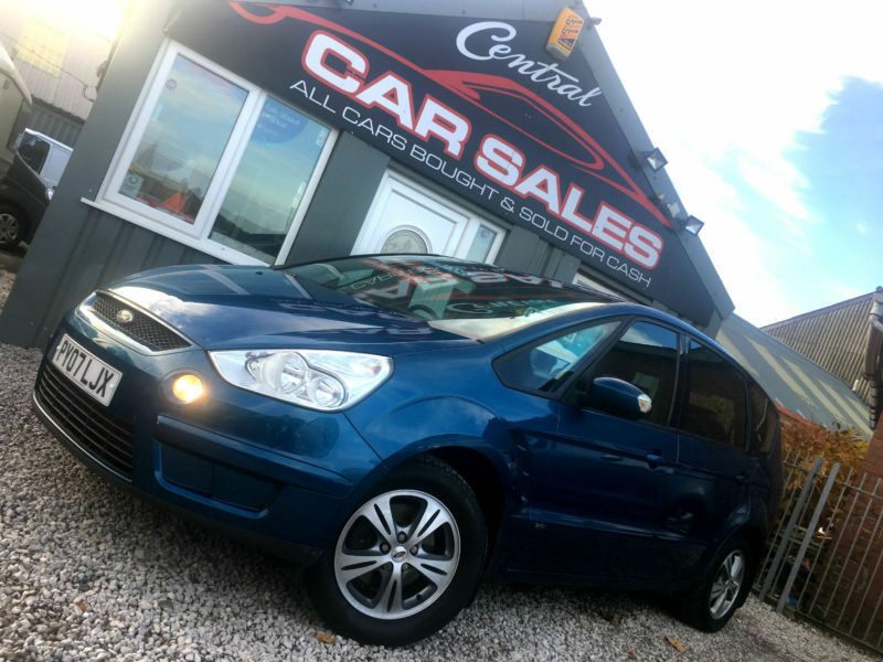 FORD S-MAX 2.0TDCi ( 140ps ) ZETEC 7 SEAT FAMILY MPV FINANCE & PART EXCHANGE??