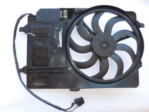 Mini Cooper 2003-2008 Auxiliary Fan Assembly 17421475577
