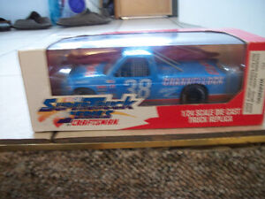 Racing Champions Nascar Super Truck Die Cast Coin Bank
