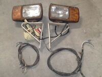 Truck Plow Lights