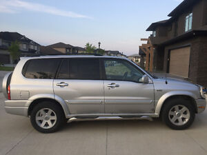 2002 Suzuki XL7 Limited SUV, Crossover, certified