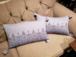 Cushions from Homesense