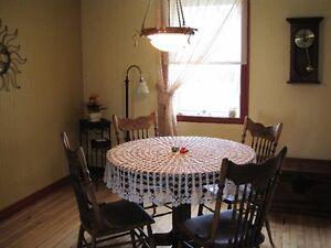 lustre en laiton et verre de murano vintage