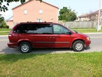 2002 DODGE CARAVAN SPORT LOW KMS!!