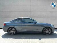 2021 BMW 2 Series 218i M Sport Coupe Coupe Petrol Automatic