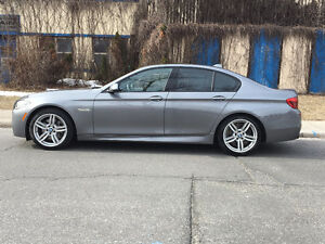 2016 BMW 5-Series 535d xDrive Sedan