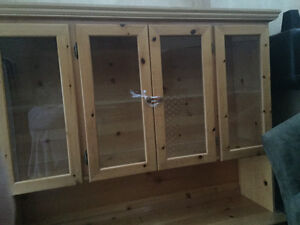 Handcrafted Dining Room Hutch