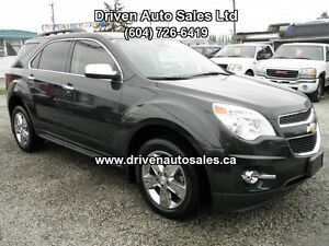 2014 Chevrolet Equinox LT AWD Navigation Bluetooth 4Cylinder SUV