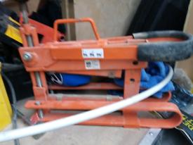Block paviour cutter