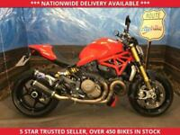 DUCATI MONSTER MONSTER M1200 S ABS DTC ONE OWNER LOW MILES 2015 65