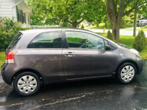 2009 Toyota Yaris Hatchback - New MVI