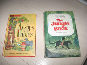 Aesop's Fables & The Jungle Book & Grimm's Fairy Tales