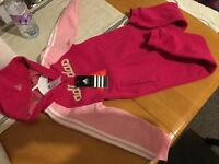 Adidas girls outfit