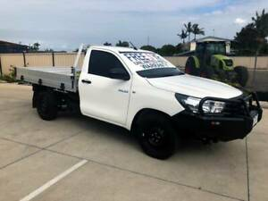 2018 Toyota Hilux Workmate 4x2 Ute - 15000km Urraween Fraser Coast Preview