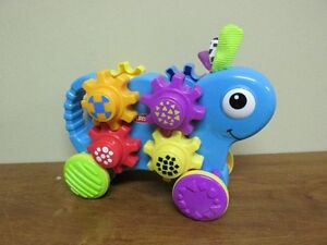 Tortue Clic Clac de Playskool...VOIR LES 3 PHOTOS