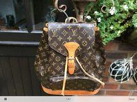 Backpack/Handbag
