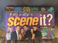 Friends DVD board game