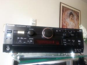 Pioneer VSX D308, Panasonic, & Sony STR-VS25  Receivers
