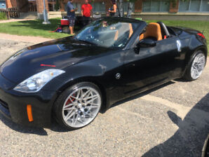 2007 Nissan 350z Convertible 6 speed manual