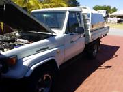 hzj75 landcruiser ute Koondoola Wanneroo Area Preview