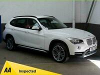 2013 BMW X1 Xdrive20d Xline Estate Diesel Automatic