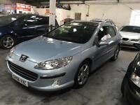 2006 Peugeot 407 SW 2.0 HDi Sport 5dr