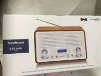 New Sandstrom DAB radio