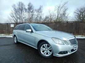 Mercedes E220 Cdi Blueefficiency Se Estate Automatic