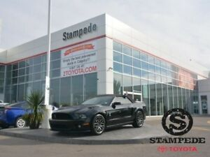 2011 Ford Mustang 2DR CONV SHELBY GT500 W/NAVIGATION