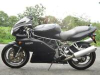 DUCATI 900SS, 2011/11. JUST 6,986 MILES WITH FSH.