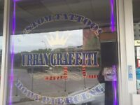 Hiring body piercer