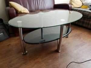 3-piece coffee and end table set
