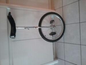 Monocycle, roue de 20 pouces