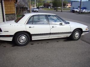 1992 Buick LeSabre Limitied Sedan