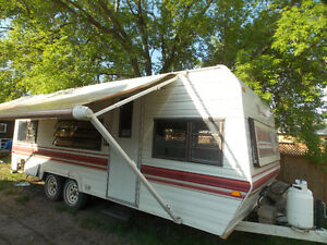 1985 Prowler Cash or Trade for Quad or Car Renovated