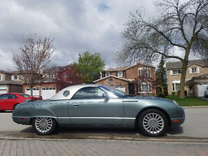 2004 Ford Thunderbird Premium w/Hardtop Coupe (2 door)