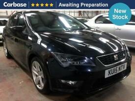 2015 SEAT LEON 1.4 TSI ACT 150 FR 5dr [Technology Pack] Estate