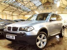 2005 BMW X3 3.0 d Sport 5dr