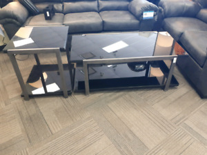 Coffee table and 2 end tables. 51313468