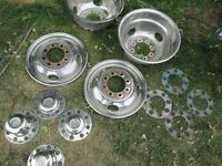 16 in Dual Chrome Disc---Complete Set