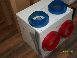 NUTECH AIR EXCHANGER