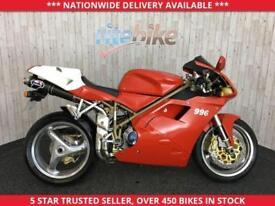 DUCATI 996 DUCATI 996 ICONIC SUPER BIKE VERY CLEAN LOW MILES 2000