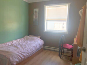 May 1st/Upstairs room in a clean house near Avalon Mall/MUN