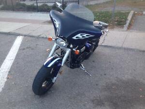 2005 Suzuki M50 motorcycle