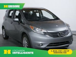 2014 Nissan Versa Note SV A/C GR ELECTRIQUE MAGS BLUETOOTH CAMER