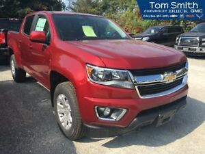 2018 Chevrolet Colorado   - SiriusXM